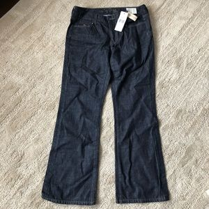 Tommy Hilfiger boot cut jeans 10s - stretch
